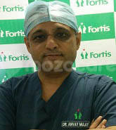 Dr. Anvay Mulay Cardiothoracic Surgeon