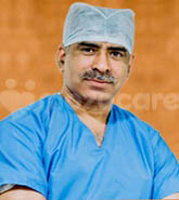 Dr. Arvind Kumar Chauhan Surgical Oncologist