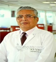 Dr. Subodh Chandra Pande Radiation Oncologist