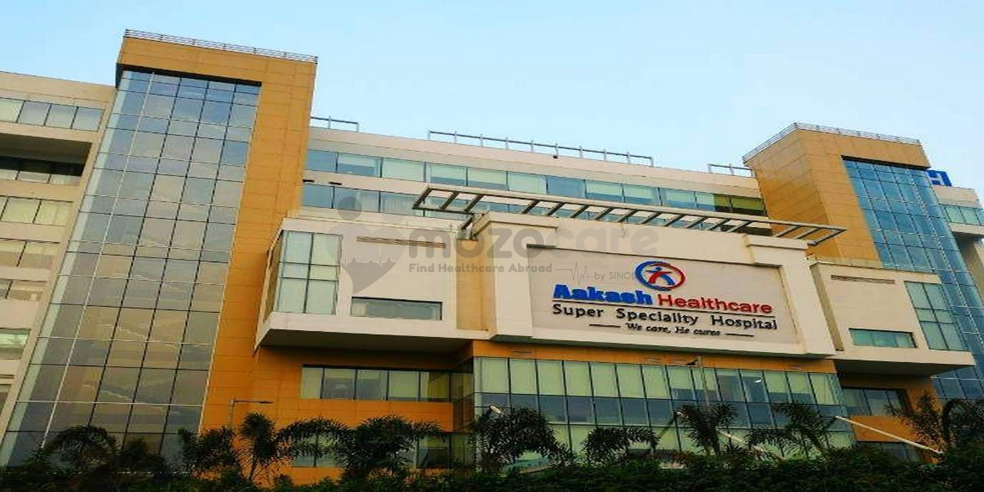 Aakash Hospital New Delhi India