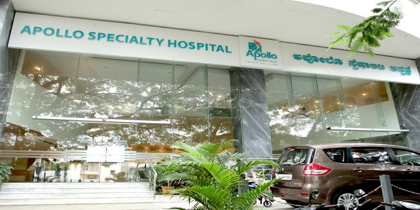 Apollo Hospital Bangalore Bangalore India