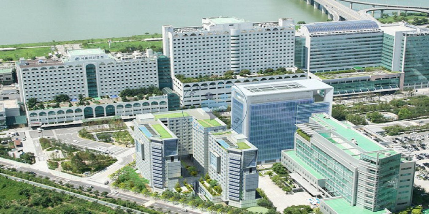 Asan Medical Center Seoul South Korea