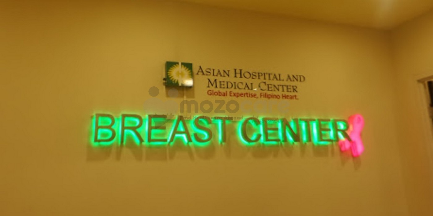 Asian Hospital and Medical Center Manila Philippines