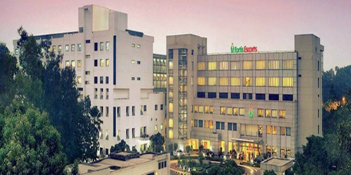 Fortis Escorts Heart Institute New Delhi India
