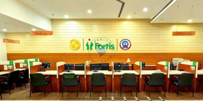 Bangalore Ysbyty Fortis