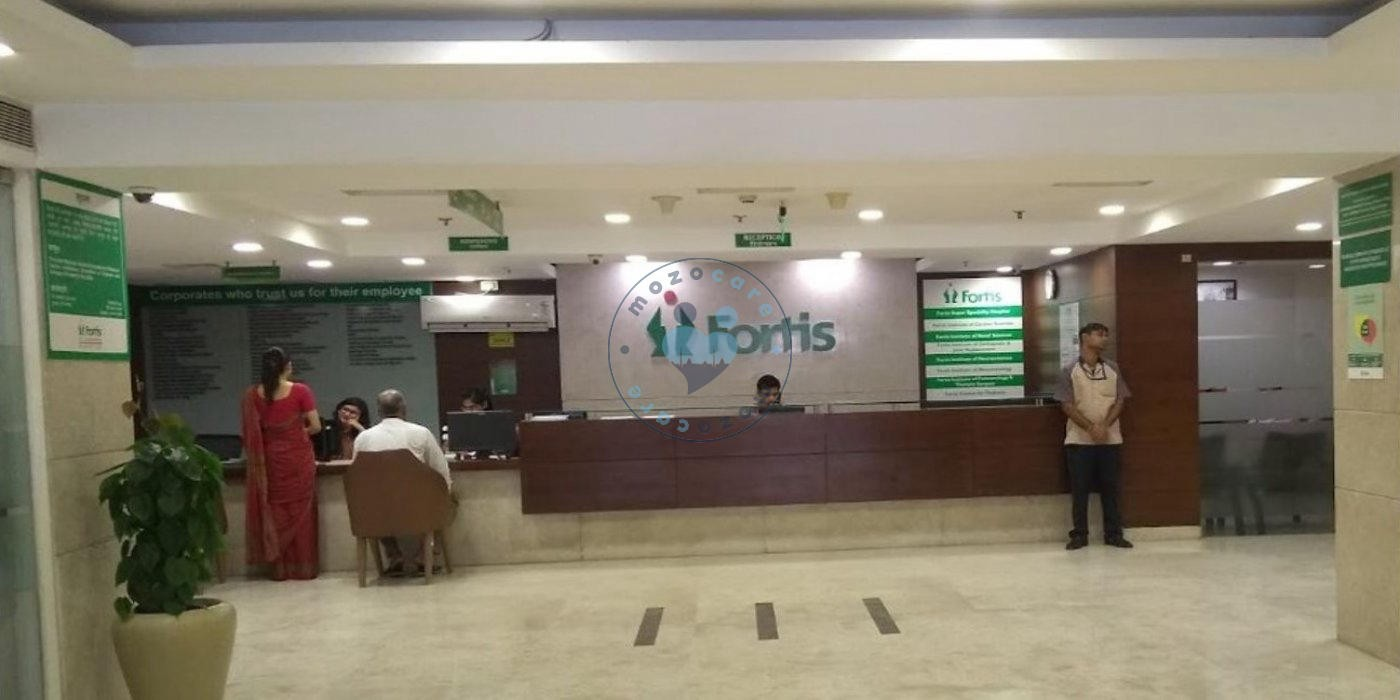 Fortis Flt. Lt. Rajan Dhall Hospital, Vasant Kunj New Delhi India