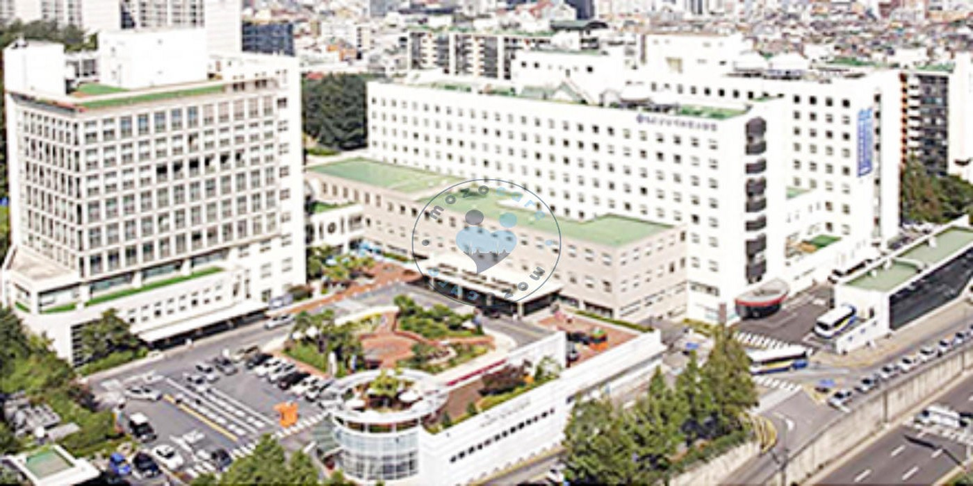 Gangnam Severance Hospital Seoul South Korea