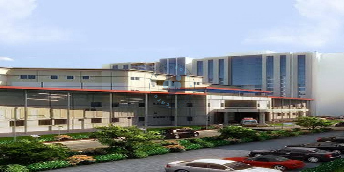 Global Hospital Perumbakkam Chennai India