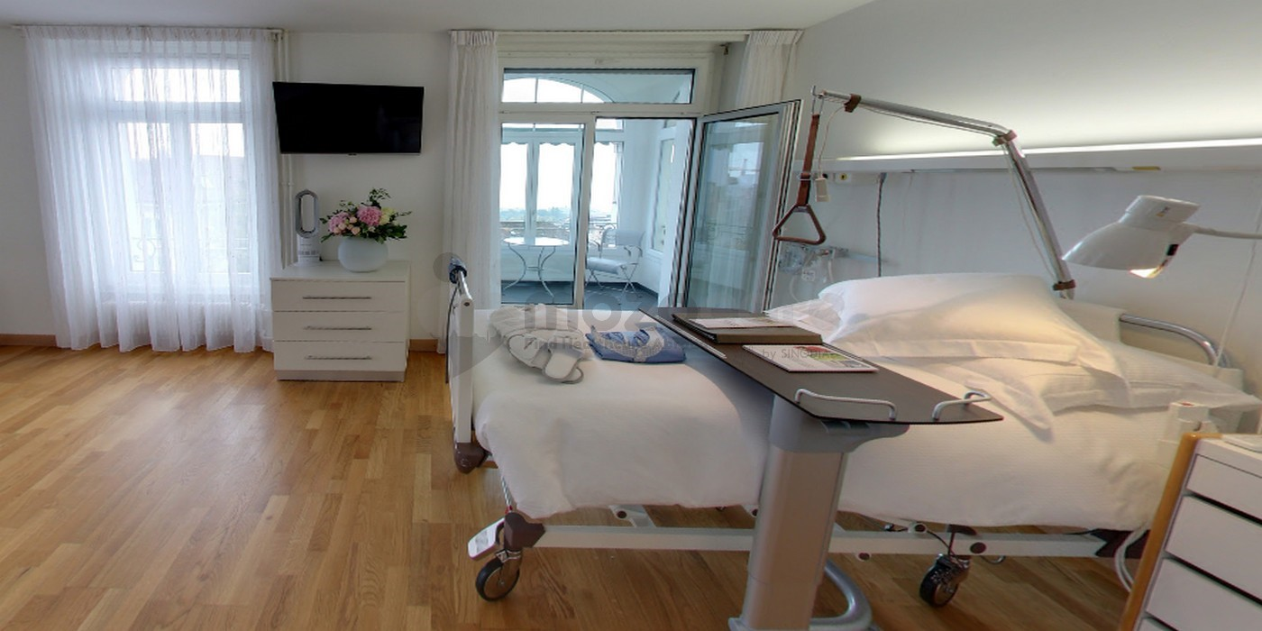 Hirslanden Clinique Cecil Lausanne Switzerland