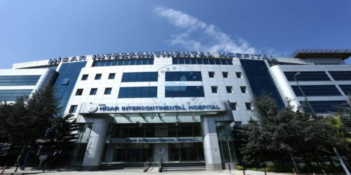 Hisar Intercontinental Hospital Istanbul Turcia
