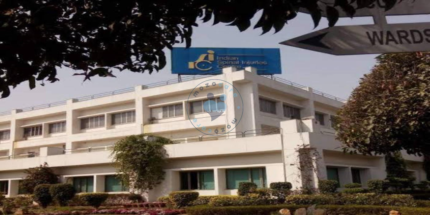 Indian Spinal Injuries Center New Delhi India