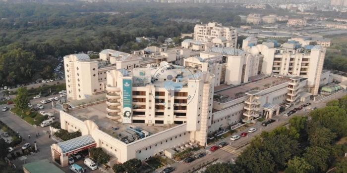 Indraprastha Apollo Hospital New Delhi India