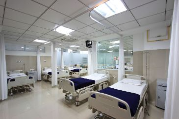 Kaade Hospital New Delhi India