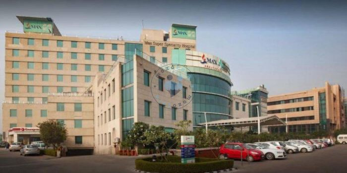 Max Super Specialty Hospital Shalimar Bagh New Delhi India