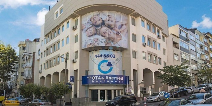 Ota & Jinemed Hospital Istanbul Turkey