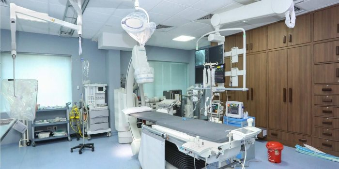 Primus Super Specialty Hospital New Delhi India