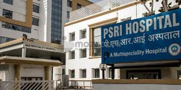 Pushpawati Singhania Research Institute ( PSRI)