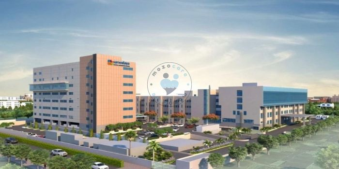 Sarvodaya Hospital and Research Center Faridabad India