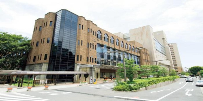 The University Hospital of Tokyo