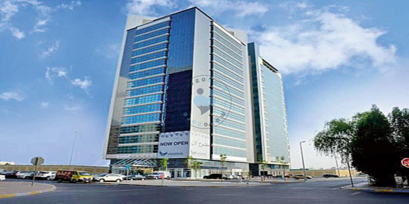 Universal Hospital Abu Dhabi United Arab Emirates