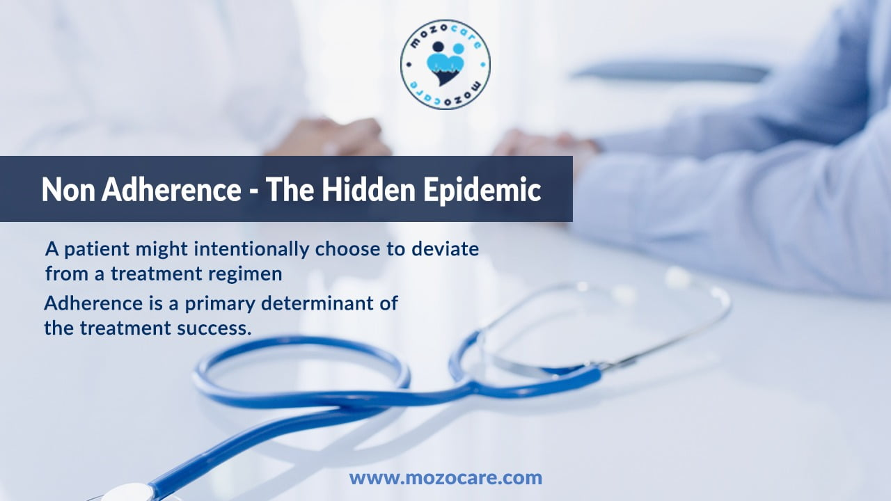 NON-ADHERENCE – THE HIDDEN EPIDEMIC