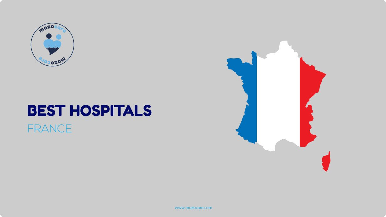 best hospital in france