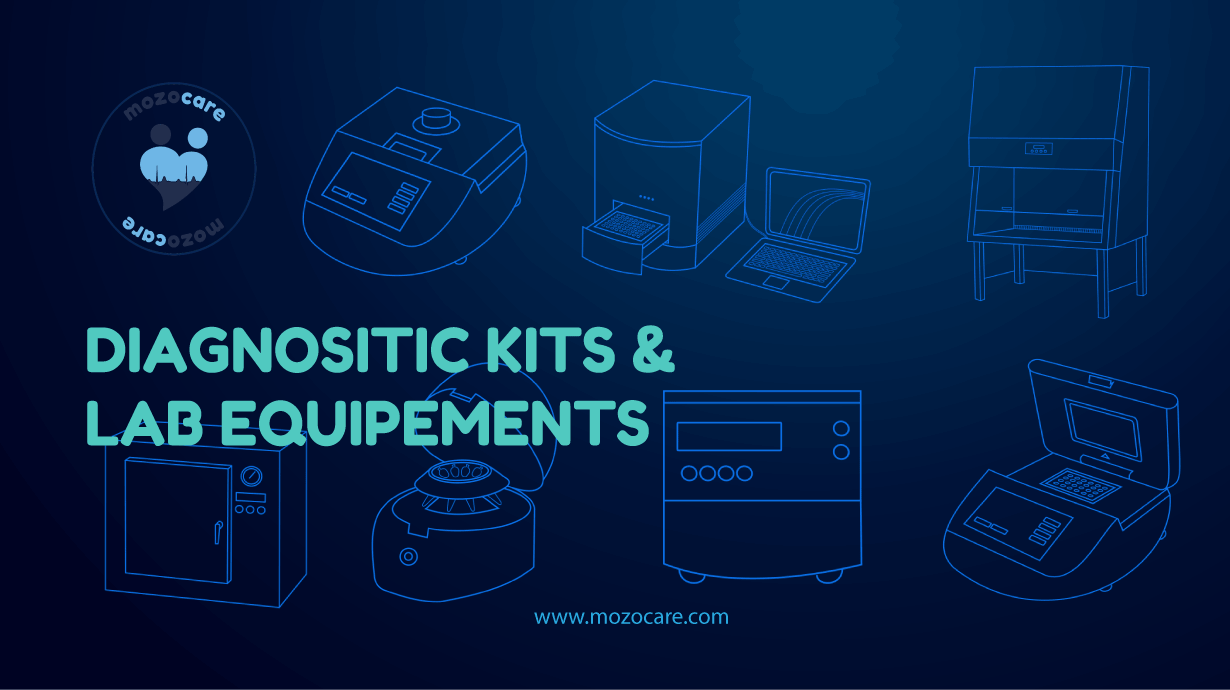 DIAGNOSITIC KITS & LAB REQUIREMENTS