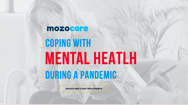 Coping with mental health during pandemic